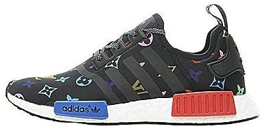 NMD R1 Louis Vuitton X Boost 038 Chaussures de Gymnastique Homme Femme