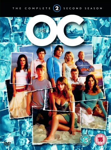 The OC - The Complete Season 2 [DVD] [2005] by Peter Gallagher B01I073KGA