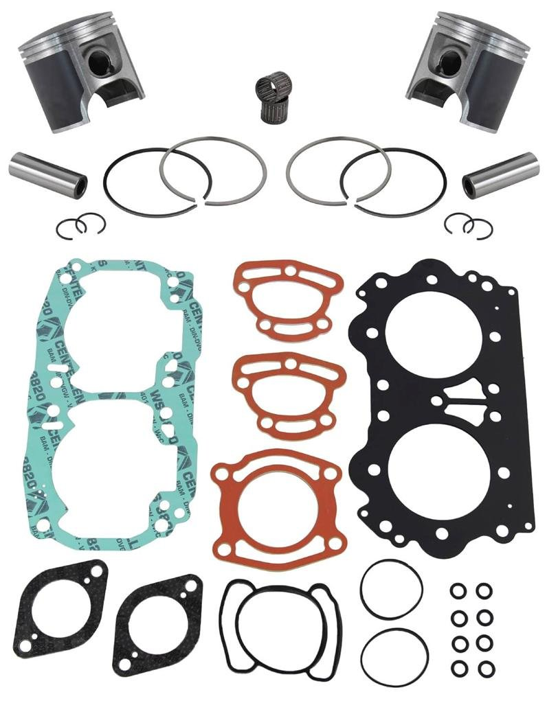 NEW REBUILD KIT FITS STANDARD 87.91MM SEA-DOO 97-99 GSX LTD 00-02 GTX 00-01 LRV 951CC