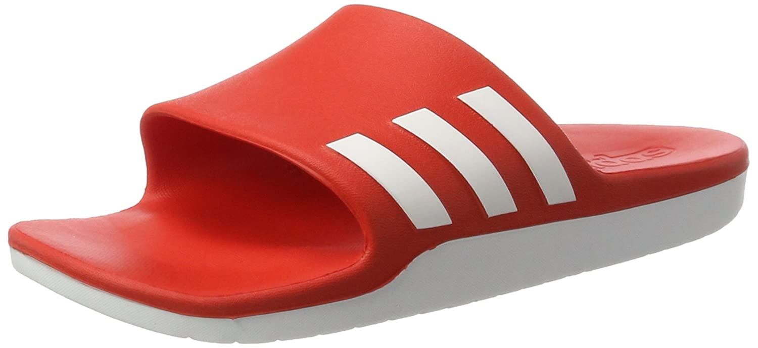 a18b76f167edbd adidas Men s Aqualette Cloudfoam Beach   Pool Shoes  Amazon.co.uk  Shoes    Bags