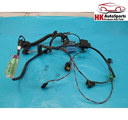 amazon com jaguar xj8 xjr rear right passenger side door 1974 jaguar wiring harness jaguar wiring harness #15