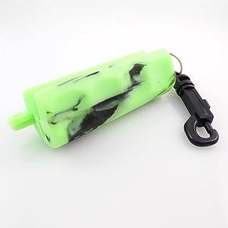 Extracteur de flèche en caoutchouc moulé Gripper Remover avec porte-clés, 2Pack-green/noir