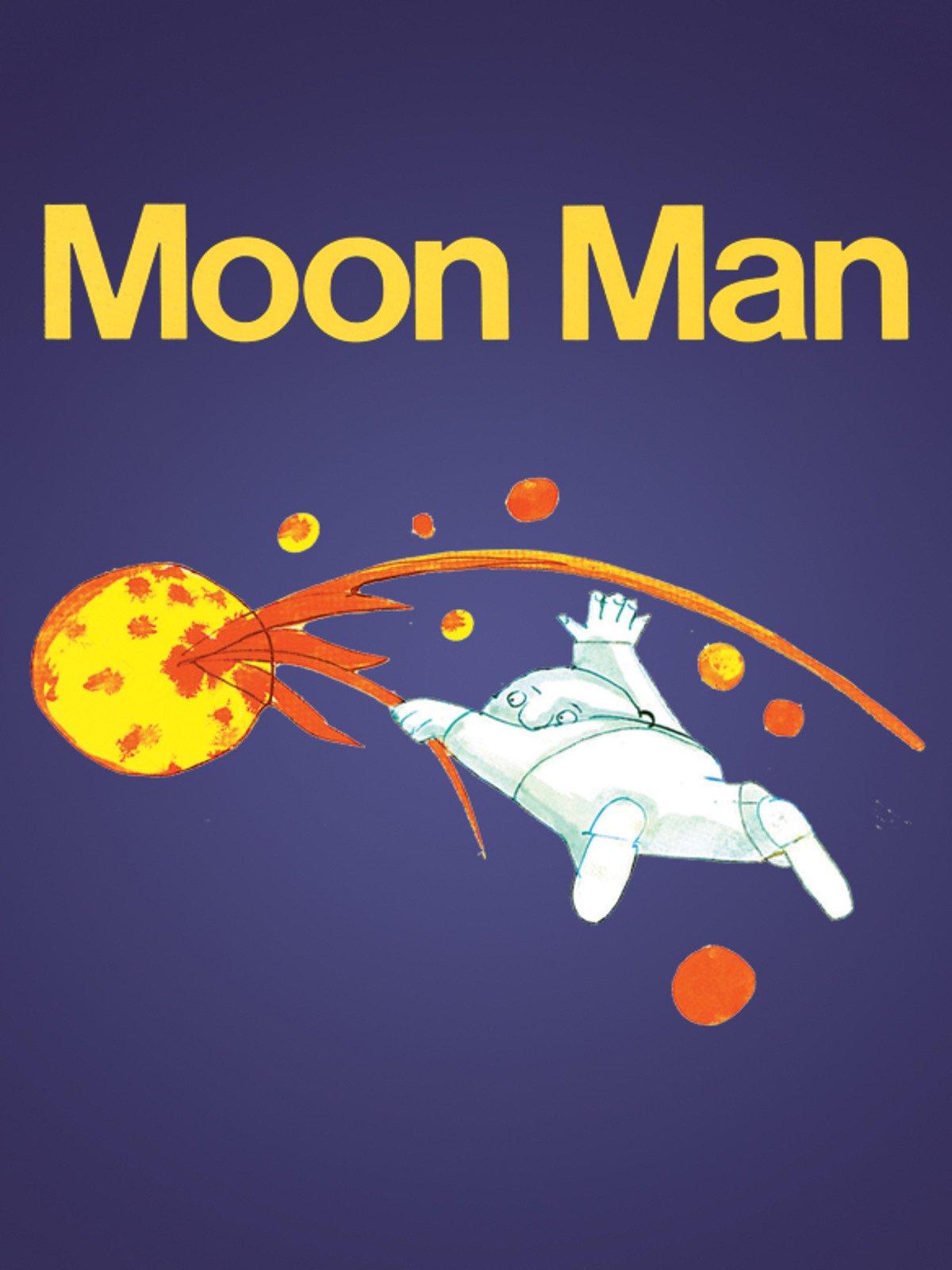 Moon Man on Amazon Prime Video UK