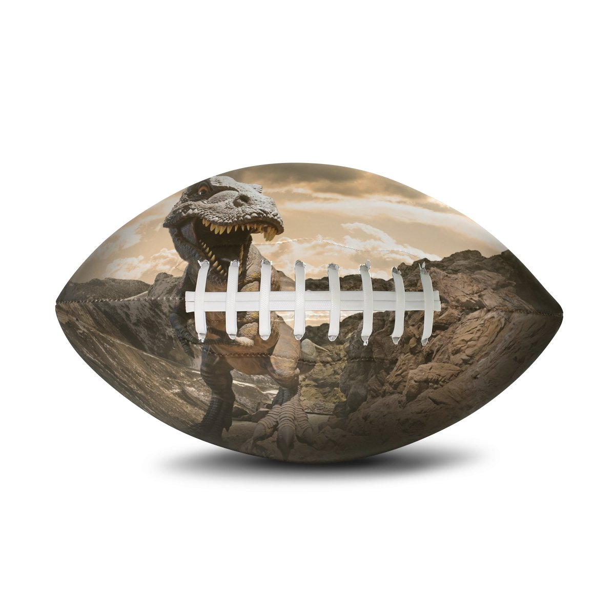 yochoice fútbol americano rugby Jurassic Period dinosaurio oficial ...