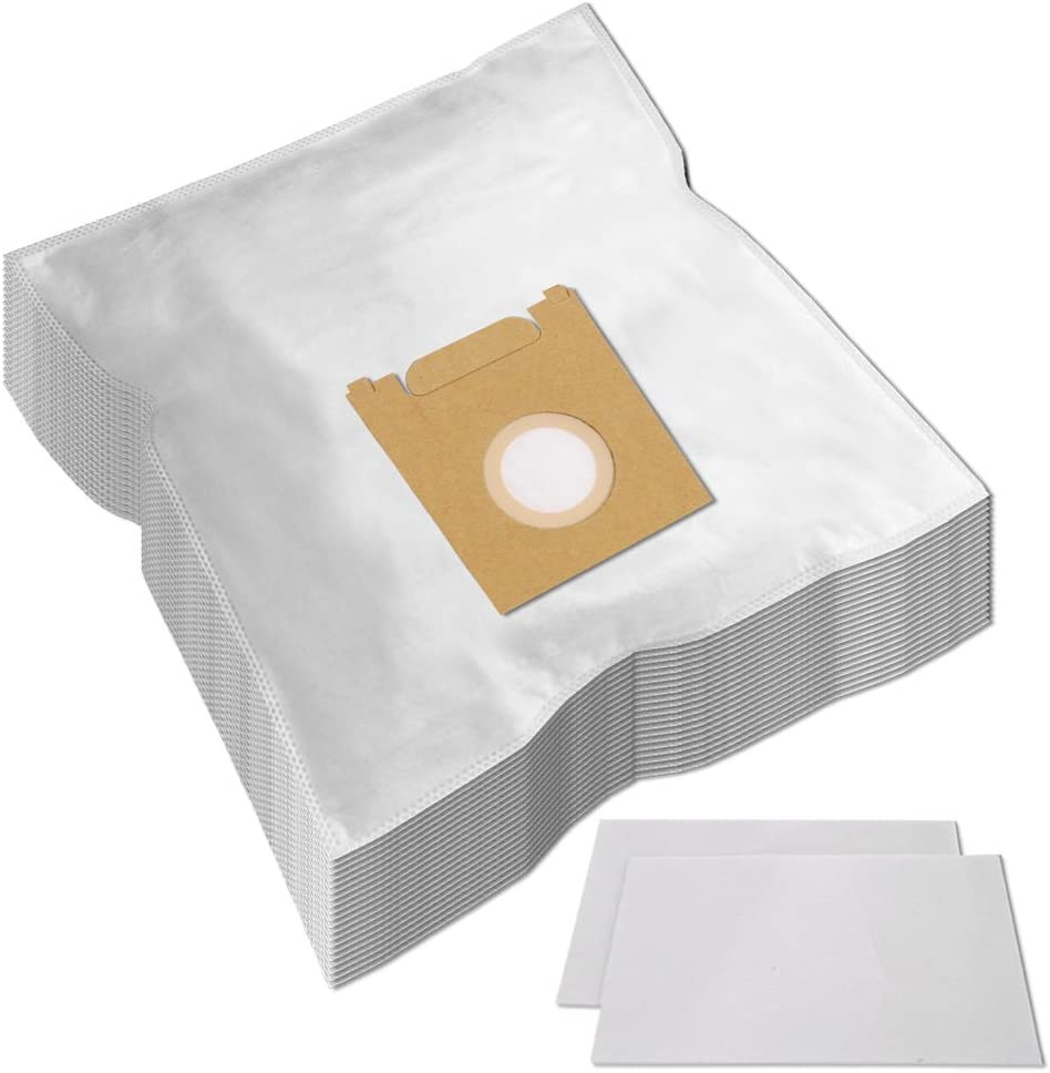 2 Filters Pack of 20 TOP Vacuum Cleaner Dust Bags For Bosch GL50