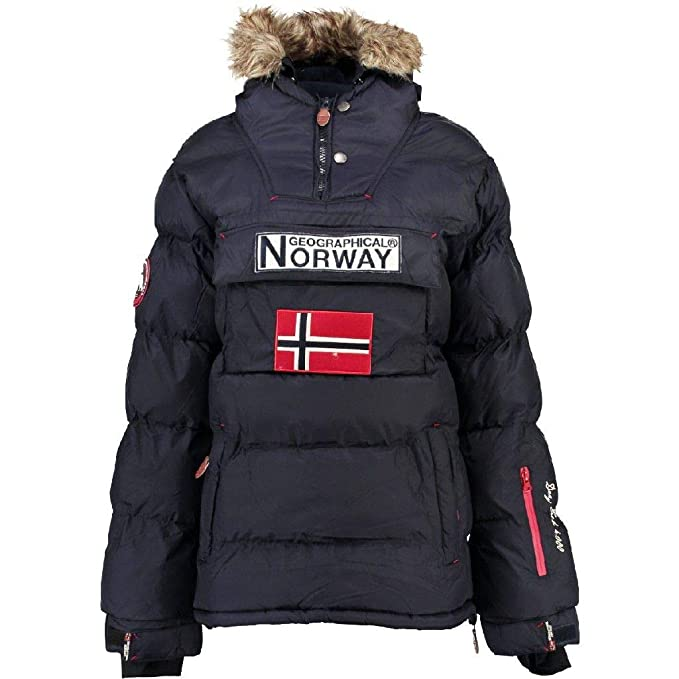 Geographical Norway Chaqueta Anson Mujer rol 068: Amazon.es ...