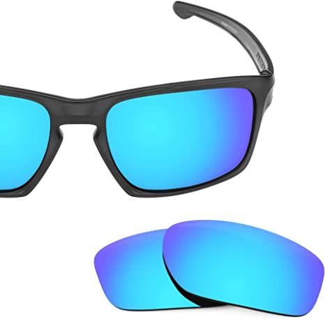 Revant Replacement Lenses for Oakley Sliver, Non-Polarized, Azul ...