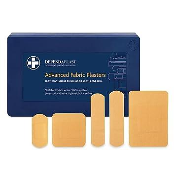 Reliance Medical Dependaplast tela tiritas (decoración) caja de 120: Amazon.es: Salud y cuidado personal