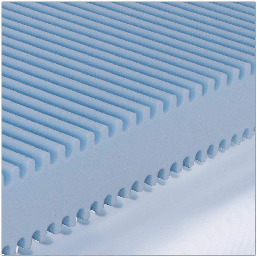 MiaSuite matrasses, Blanco, 70 x 170 x 14 cm