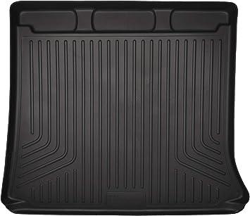 Black Husky Liners Custom Fit Molded Rear Cargo Liner for Select Chevrolet Equinox//GMC Terrain Models