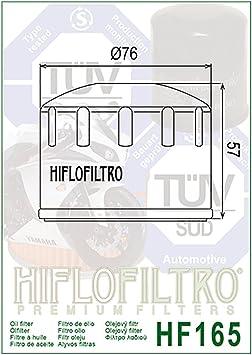 Ölfilter Hiflo Hf165 Schwarz F 800 S K71 F 800 S Abs K71 F 800 St K71 F 800 St Abs K71 Auto