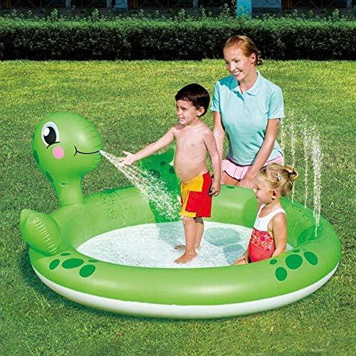SUNHAON 180 × 152 × 66 Cm Frog Piscina para Niños, Natación Piscina Inflable para Niños, Piscina para Niños, Piscinas para Jardines: Amazon.es: Jardín
