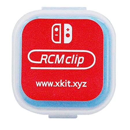 Sanmubo Short Circuit Cap DN Paper Clip for Nintendo Switch