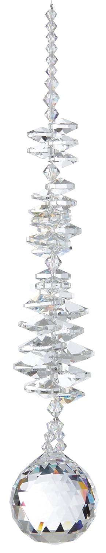 Tierra Zen CR05 Grande Cascade de Cristal Mobile Transparent 35 cm