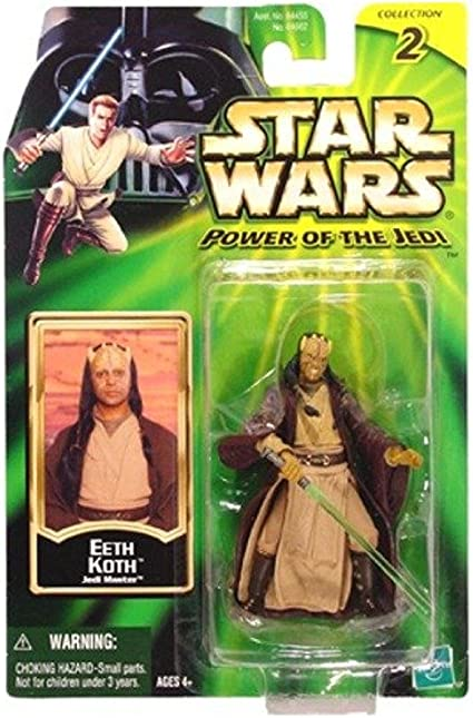 You choose Star Wars Power of the Jedi POTJ Collection 2 Action Figures
