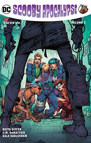 Scooby Apocalypse Vol. 2