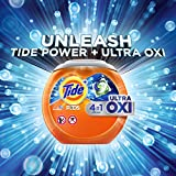 Tide PODS Ultra Oxi 4 in 1 HE Turbo Laundry