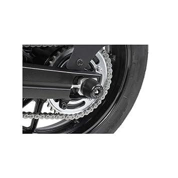 Amazon.com: PUIG Eje deslizadores trasera 6666 N: Automotive