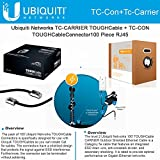 Ubiquiti TC-Carrier TOUGHCable + TC-Con-100 RJ45 Male Connectors 100Piece