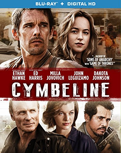 Blu-ray : Cymbeline (Blu-ray)