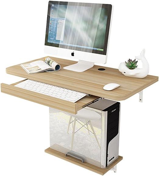 Escritorio de la computadora, escritorio plegable de la mesa ...