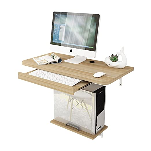 Escritorio para ordenador en casa mesa plegable escritorio, pared ...
