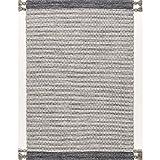 """nuLOOM Jenson Braided Tassel Wool Rug, 7' 6"""" x"""