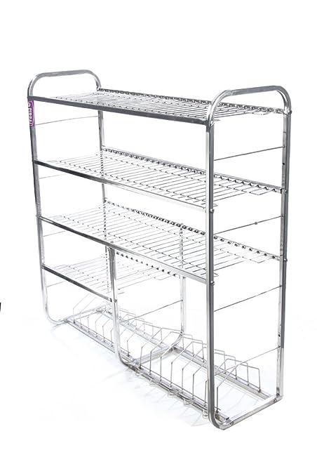 Stainless Steel Kitchen Rack (30X36)