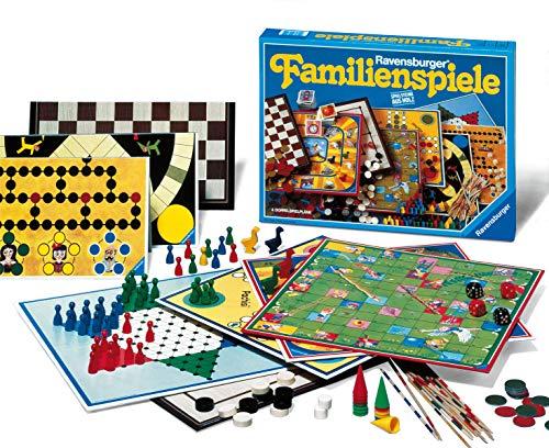 Ravensburger 013159 Niños y Adultos Party Board Game - Juego de Tablero (Party Board Game, Niños y Adultos, Niño/niña, 4 año(s), 99 año(s), 48 Pieza(s))