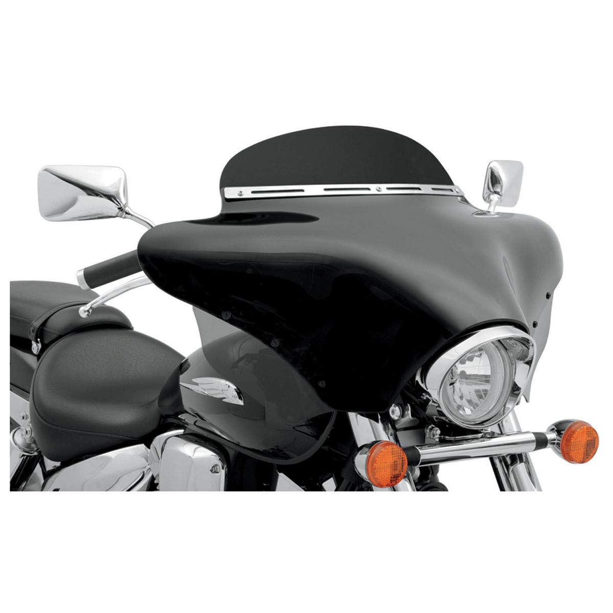Memphis Shades MEM7031 Batwing Fairing fits Honda, Kawasaki, Suzuki,  Victory and Yamaha Models