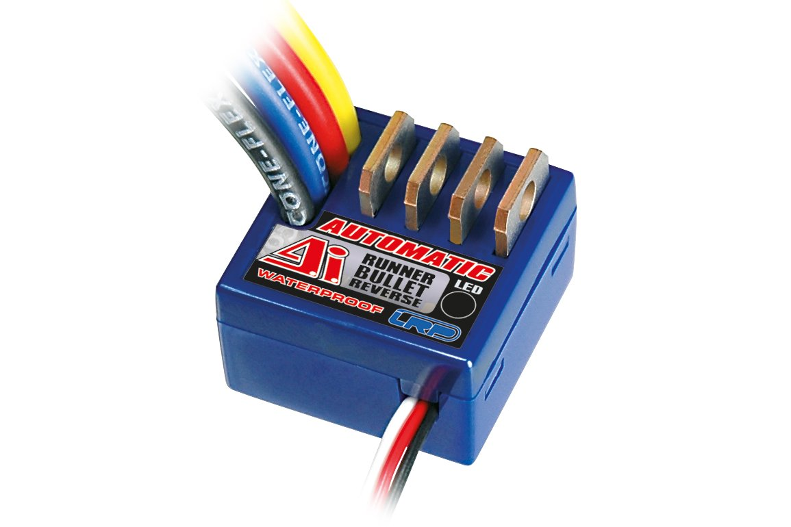 LRP Electronic 83080 – A.I. Runner Bullet Reverse