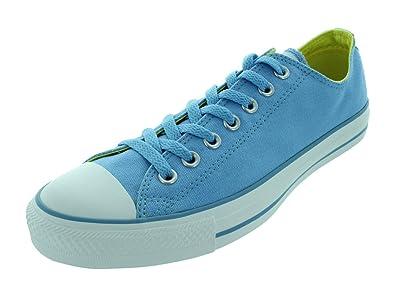 734928ecec98 Converse Chuck Taylor All Star Lo Top Little Boy Blue 135184F Mens 7    Womens 9
