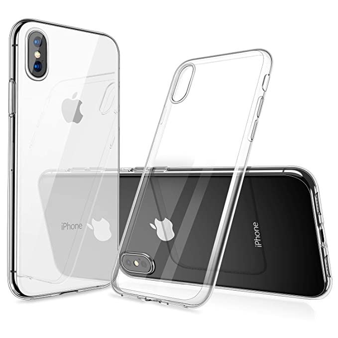 Humixx Shine Series - Carcasa para iPhone XS y X: Amazon.es ...