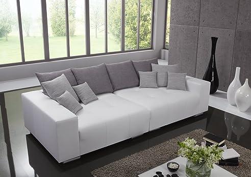 Big Leder Sofa – Made in Germany – Italienisches Leder - Freie ...