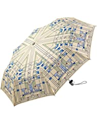 MoMA Waterlilies Folding Umbrella