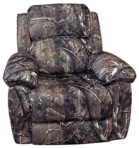 Global Camouflage Recliner