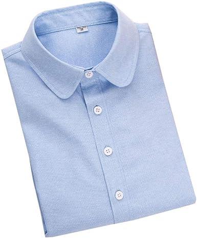 Blusas Y Camisas para Mujer Camisa De Manga Larga Oxford De ...