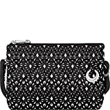 Travelon Women's Anti-Theft Boho Clutch Crossbody Cross Body Bag