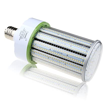 dodoro 100 watt led corn blub large mogul e39 base 5000k daylight
