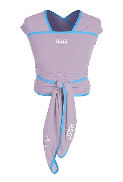 524c490e69b We Made Me Hybrid Wuti Wrap Two Way Stretchy Baby Wrap (Lavender ...