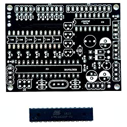 6 Digit Arduino Nixie Clock PCB and Controller