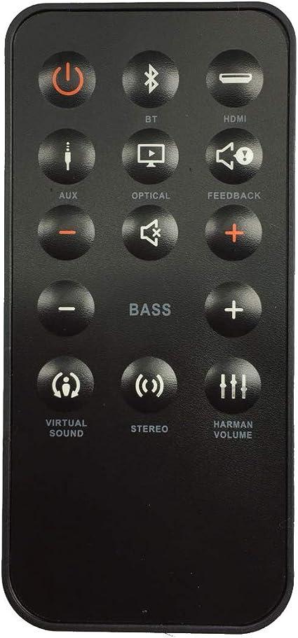 Remote Control for JBL Cinema Base Soundbase 2.2