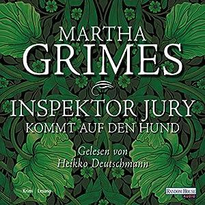 Inspektor Jury kommt auf den Hund (Inspektor Jury 20) Hörbuch