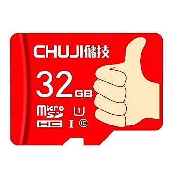LQNCK Tarjeta de Memoria Micro SD de Alta Velocidad 32GB ...
