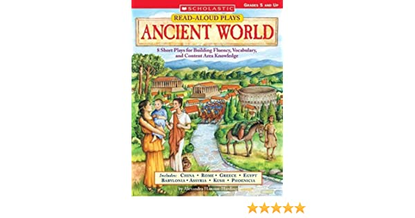 Amazon.com: Read-aloud Plays: Everyday Life In Ancient World ...