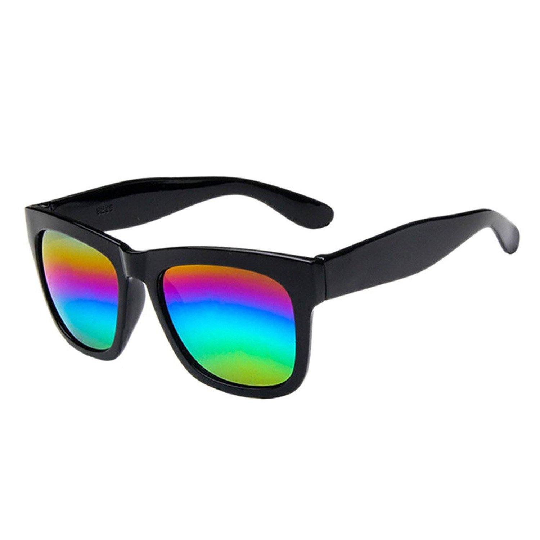 Sonnenbrille - TOOGOO(R) Unisex Sport und Outdoor Quadrat-Rahmen ...