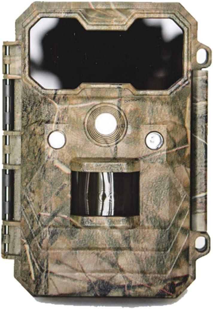 Keepguard 770, cámara de Caza, Infrarrojos Invisibles al Ojo Humano, 16Mpx, Tiempo de Disparo 0,3 Segundos, Videos Full HD, 20m iluminacion Nocturna, detección de 20m, Resistente a Intemperie