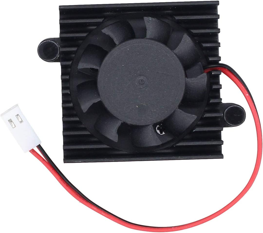 XtremeAmazing 2 Wire 2 Pin Heatsink Cooling Fan for DaHua DVR HDCVI Camera DVR Motherboard 5V DAHUA Fan