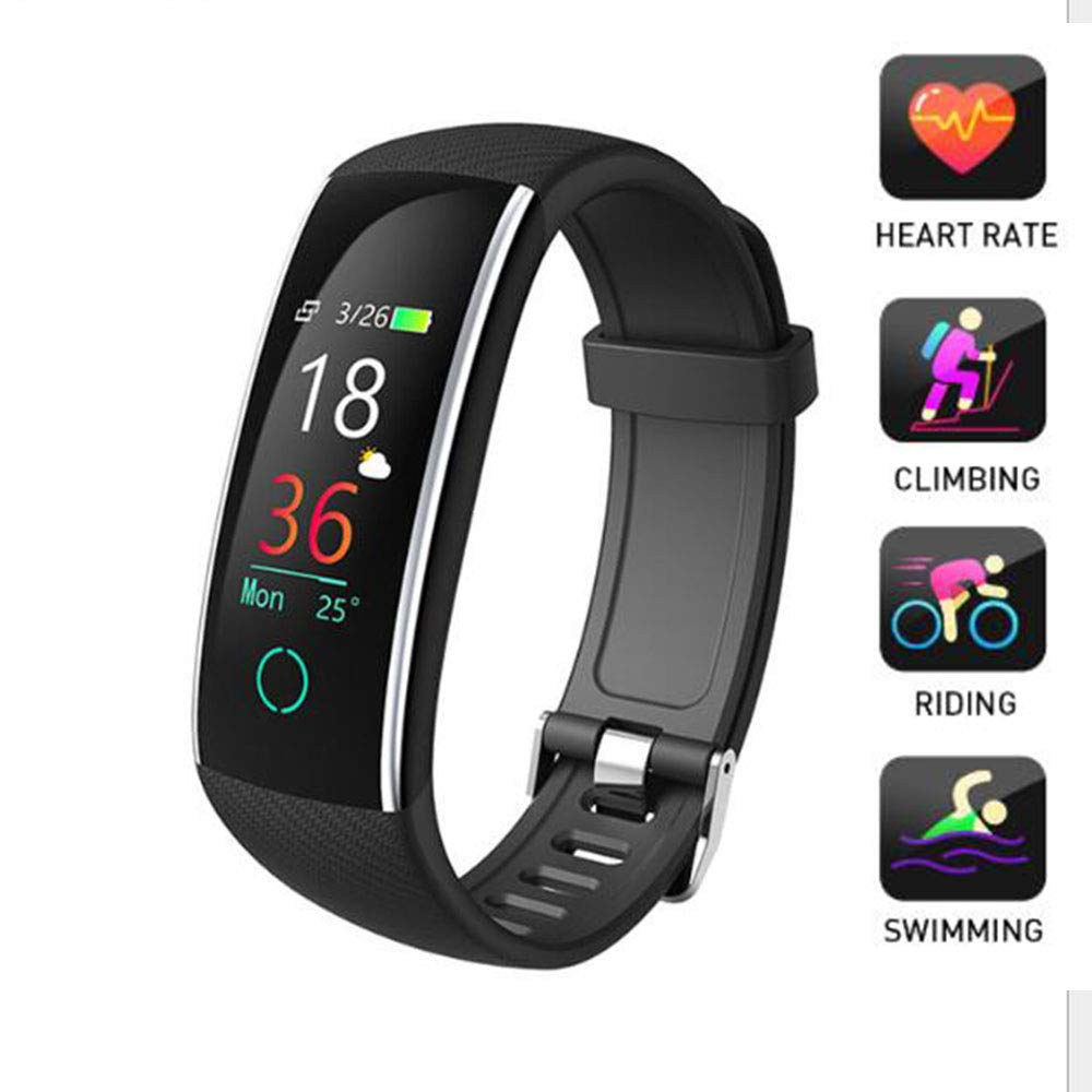 LMtt Fitness Tracker, Pulsera Inteligente, Fitness Tracker ...