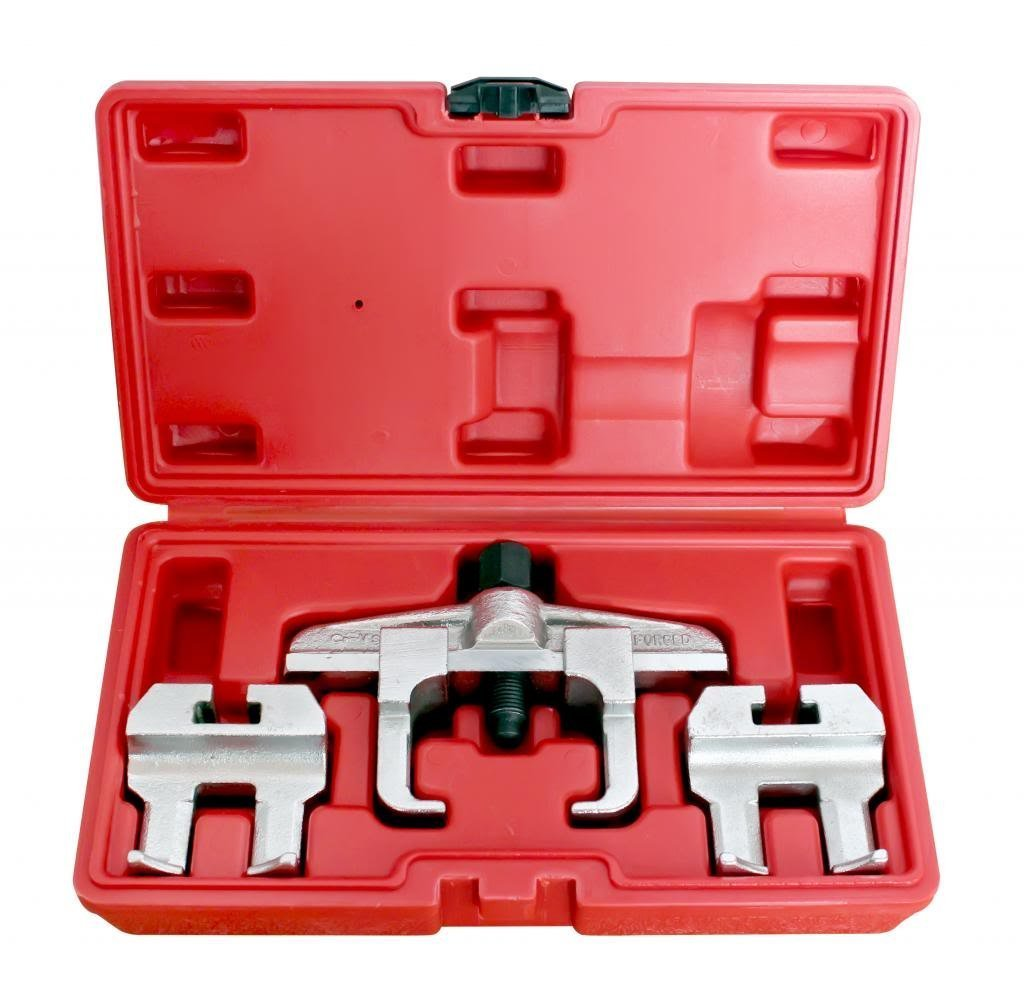 PMD Products Camshaft Sprocket Pulley Remover Tool T40001 is Compatible with Repair and Replace of Audi VW V6 V8 for A4 A6 A8 Models 10042